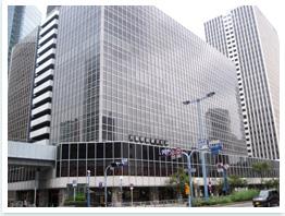 上野クリニック大阪北医院外観