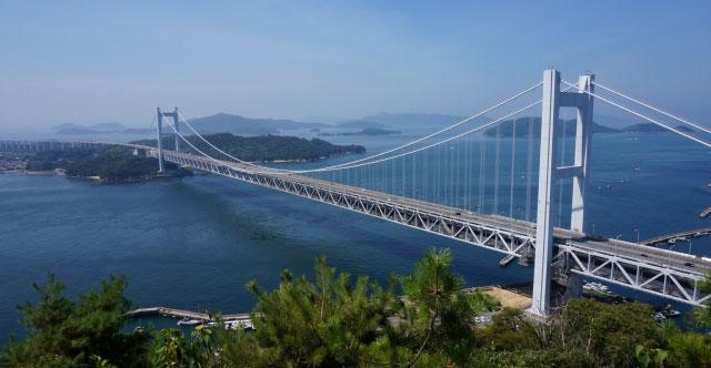 香川県瀬戸大橋