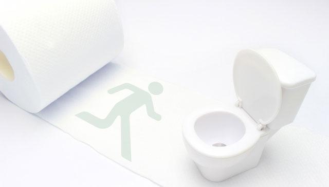 真性包茎と尿の問題